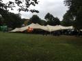The beautiful Canopy venue