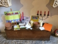 Easter crafts and displays