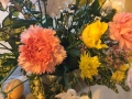 Thank you to all those who contribute the flowers