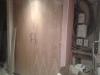 The inner cupboard doors are in