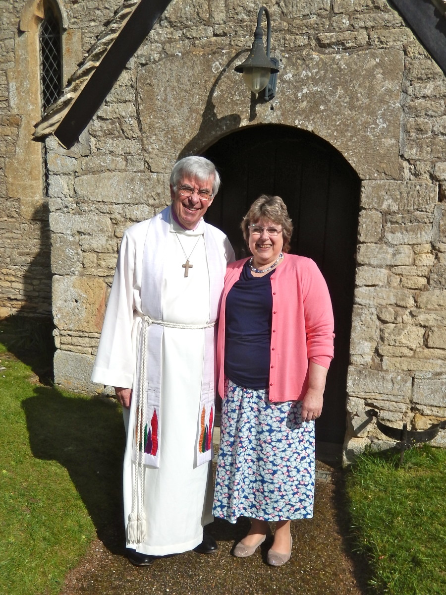 Rev'd Paul and Nicci Boddam-Whetham