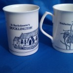 Ducklington Church Mug