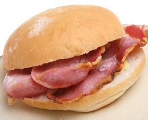 Bacon Buttie