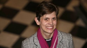 The Revd Libby Lane, Bishop of Stockport - picture courtesy of the BBC