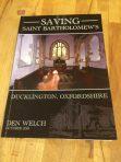 """""""Saving"""" St. Bartholomew's"""